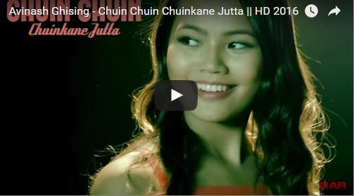 'Chuin Chuin Chuinkane Jutta ' music video  is released by Avinash Ghising