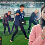 Alisha Rai come back with STRUCKPOP (K-pop dancers)