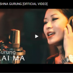 Official Music video of Rail Lai Ma by Trishna Gurung.
