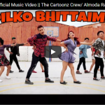 Dilko Bhittaima Official Music Video by Cartoonz Crew