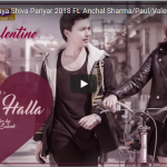 """Official Music VIdeo Of New Nepali Song Halla Hallamai  by Shiva Pariyar."""