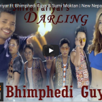 Darling Official song by Shiva Pariyar ft. Bhimphedi guys and Sumi Moktan