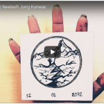 """Baisakh 12 2072, song by Neetesh Jung Kunwar -""""Dedicated to all the Nepalese who lost their lives and property in 2072 earthquake"""