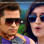 HERO RETURNS new nepali movie title song ft. Sabin Shrestha and Aanchal Sharma