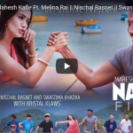 Swastima Khadka and Nischal Basnet featuring in same music video
