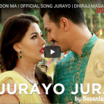 Official Song JURAYO from the movie Intu Mintu Londonma releaed